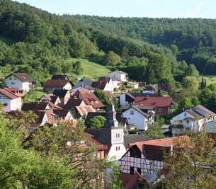 Wald Amorbach